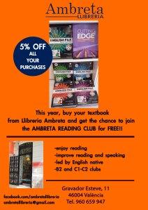 ambreta book club